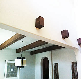 Decorative beams